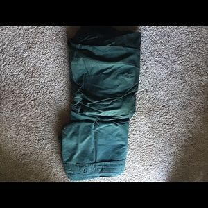 Teal queen sheet and matress cover
